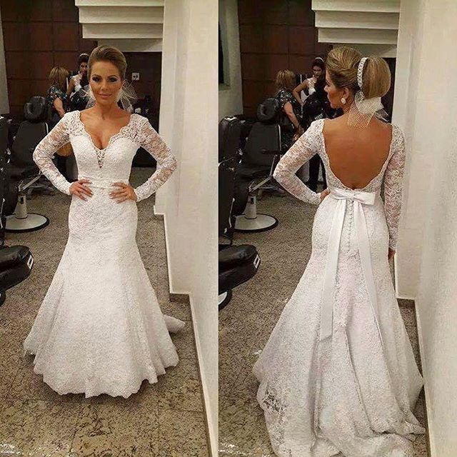 White Wedding Dresses 04d4dbfd6889