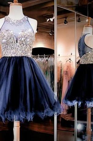Charming Prom Dress,New Prom Dress,Homecoming Dress,Prom Gown,Short Party Dress